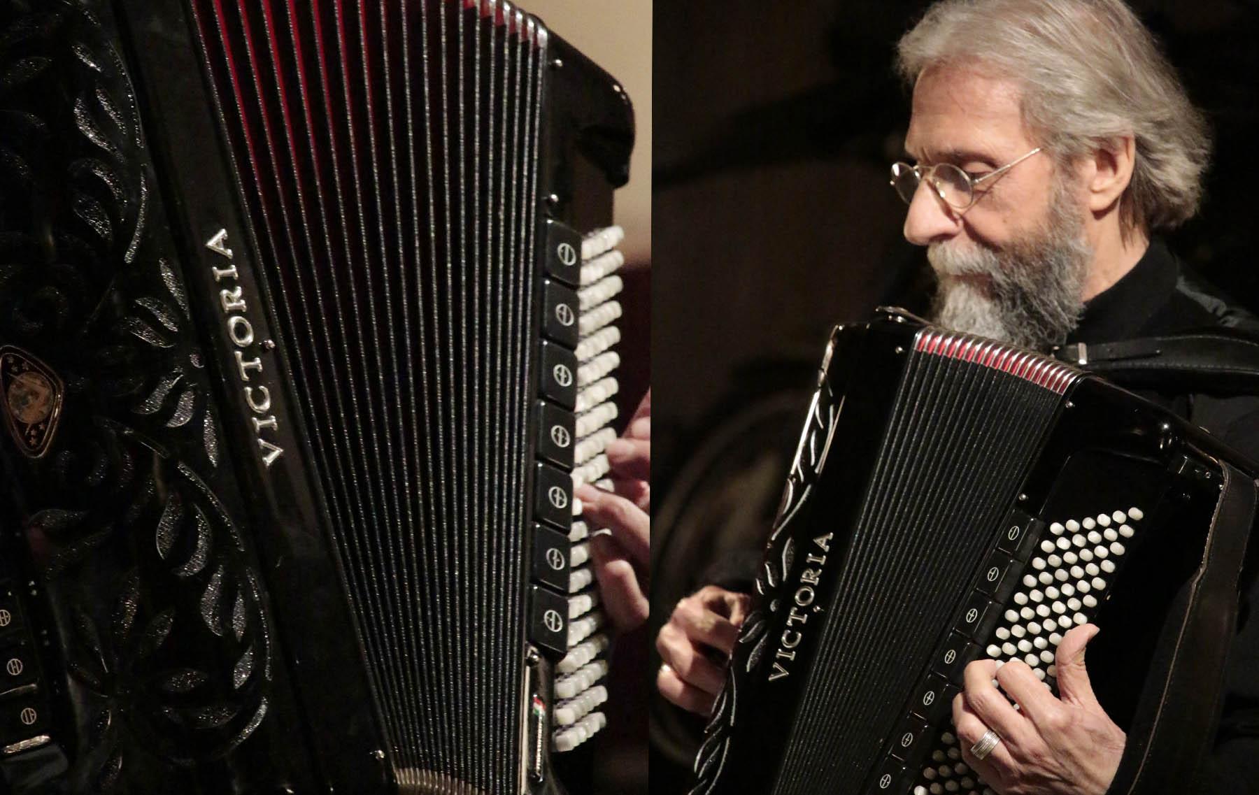 GianPietro Marazza - Fisarmonica